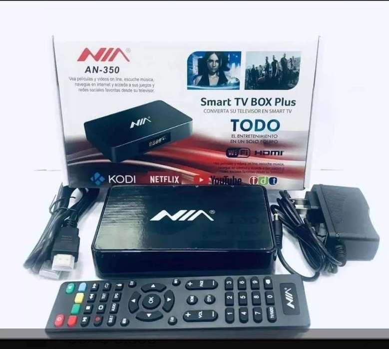 Tv Box con Tdt Converidor a Smartv