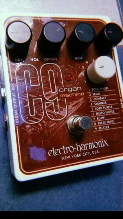 Pedal Electro Harmonix C9 Nuevo