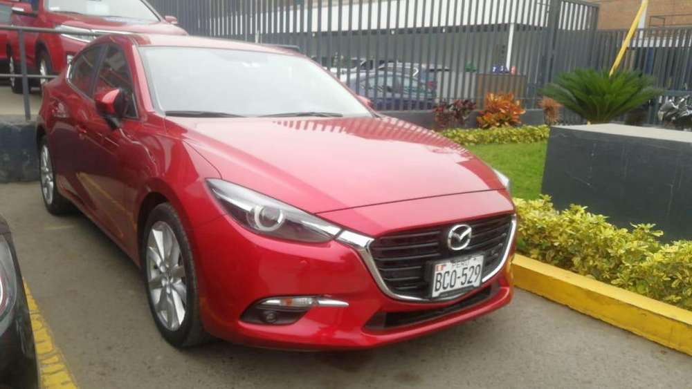 Mazda 3 Speed 2018 - 33000 km