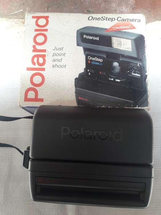 Camara Instantanea Polaroid sin Uso