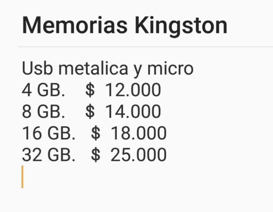 Memoria Kingston