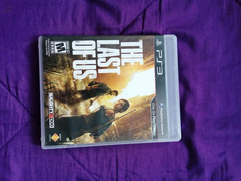 The Last Of Us Juego Play Station 3