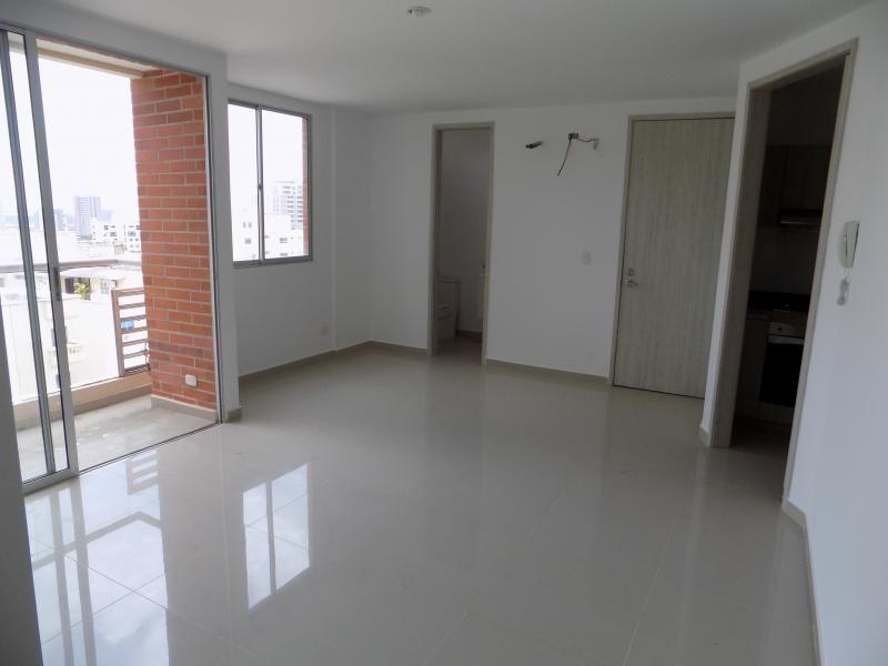 Apartamento En Arriendo En Barranquilla Villa Santos Cod. ABARE80931
