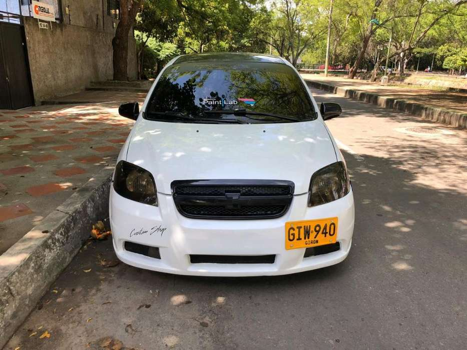 Chevrolet Aveo Emotion 2008 - 127000 km