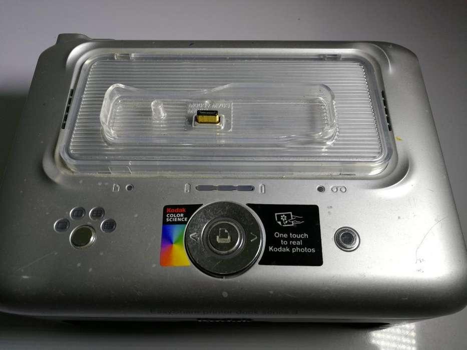 Impresora de Fotos Kodak Vintage