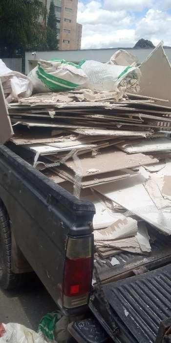 Recolección de Drywall Medellin