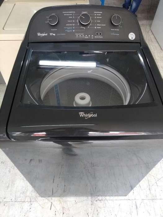 Lavadora Whirlpool 34 Libras