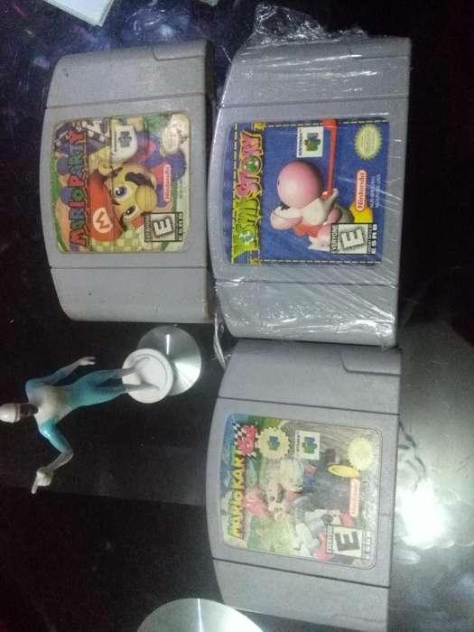 Nintendo 64 / Juegos