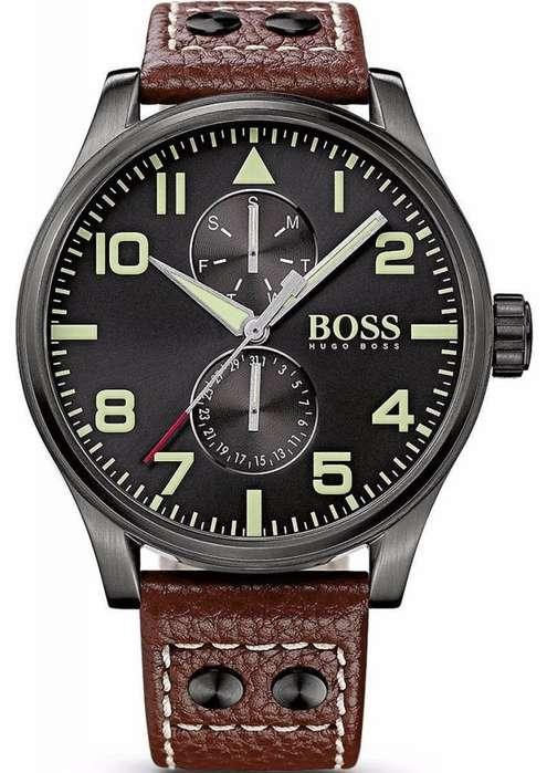 Reloj Hugo Boss 1513079 Deportivo 100% genuinos