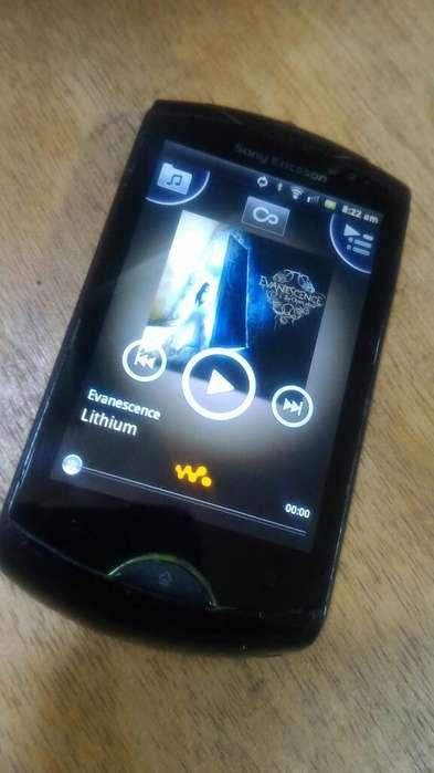 Sony Ericsson Xperia W19a Walkman Live