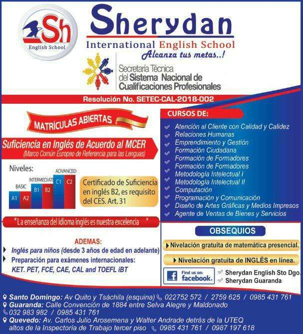 SHERYDAN INTERNATIONAL ENGLISH SCHOOL