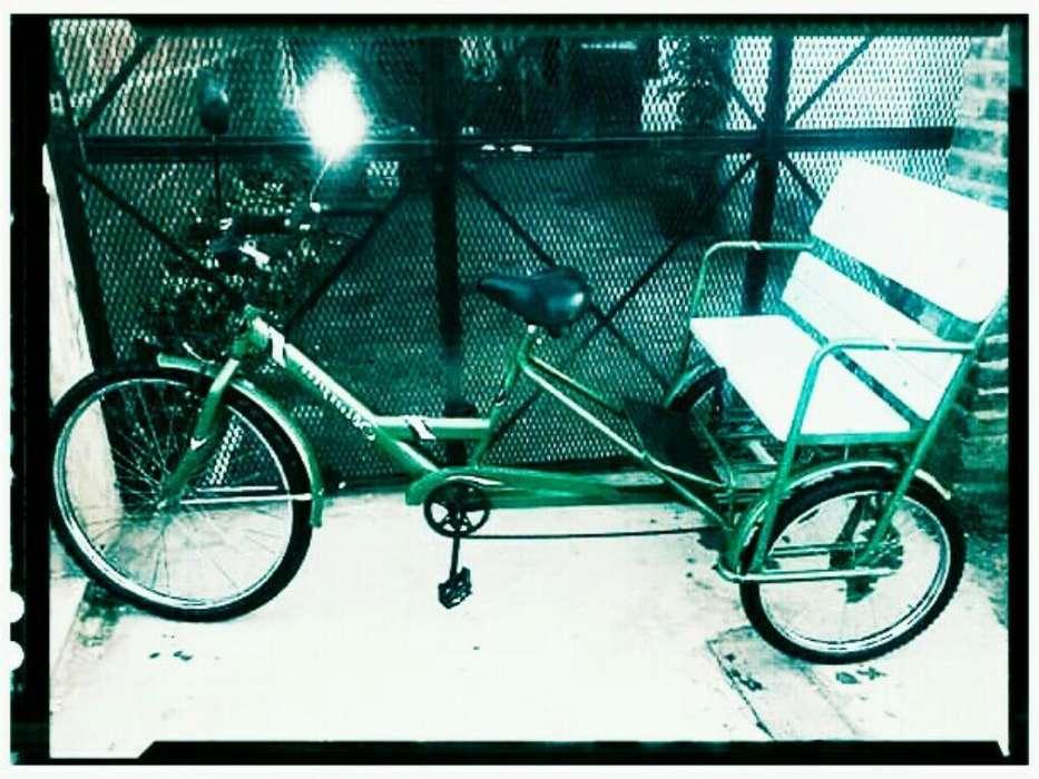 Tricicleta con Butaca