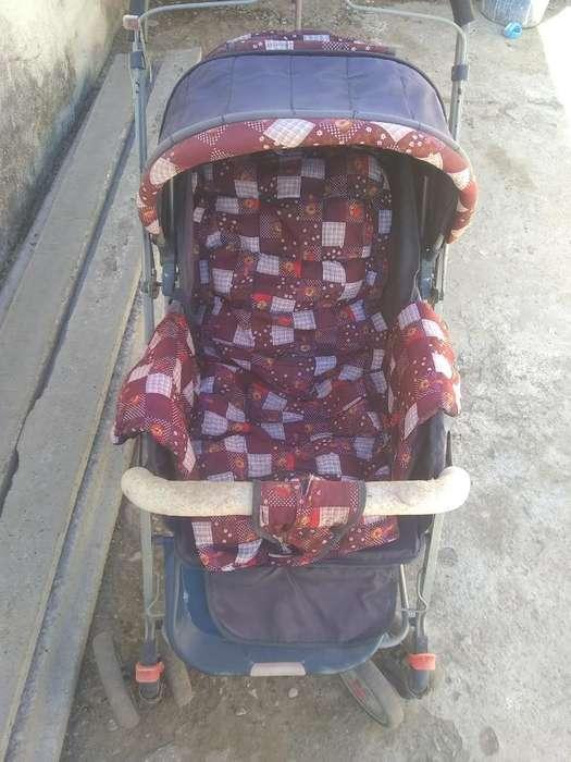 Cochecito de Bebé 3 Posiciones