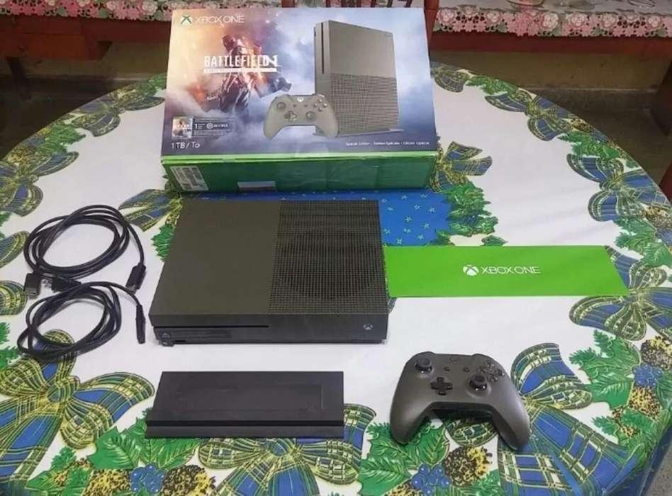 Xbox One S 1tb Edición Battlefield 1