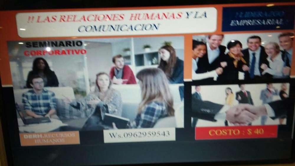 !! <strong>seminario</strong> de Liderazgo Y Comunicacion