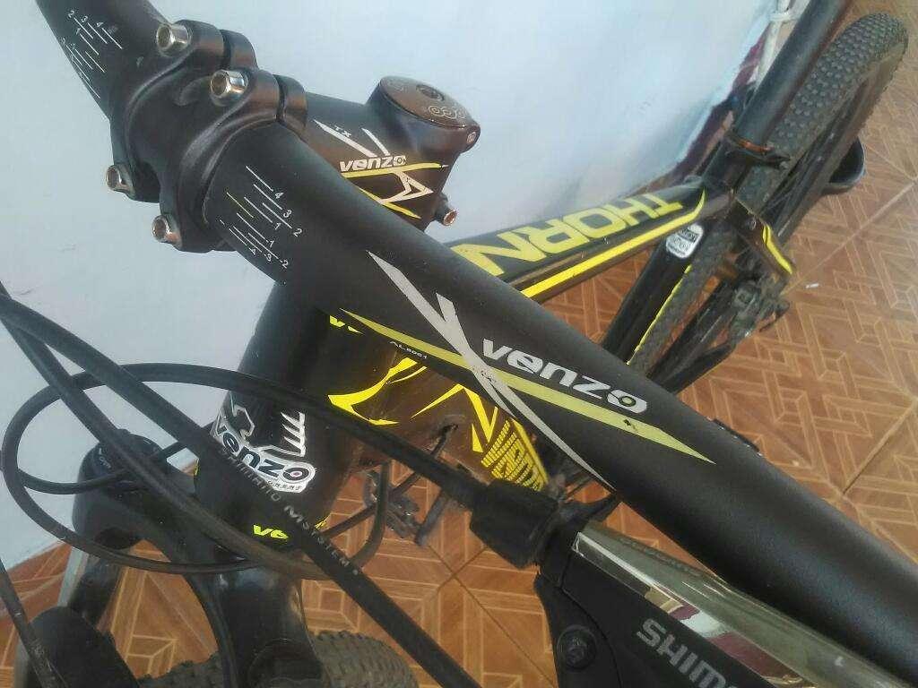Bicicicleta Venzo Thorn R29