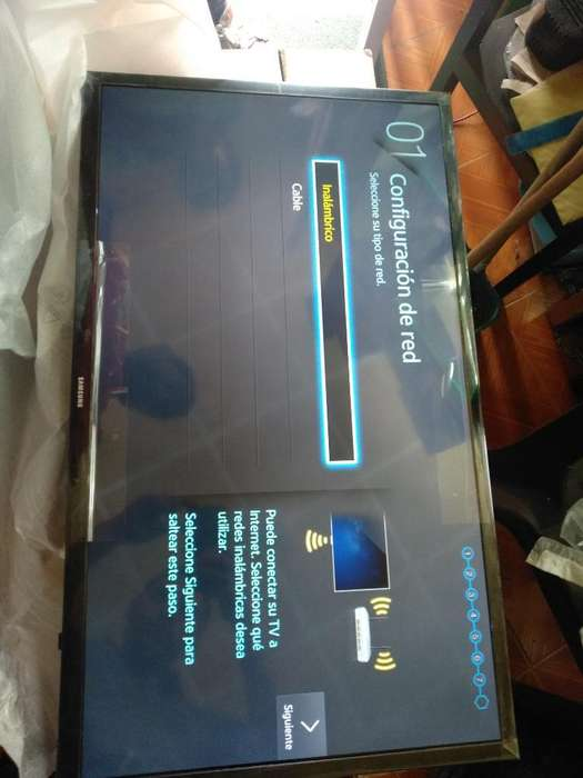 Tv Nuevo. de 32 Samsung Smart