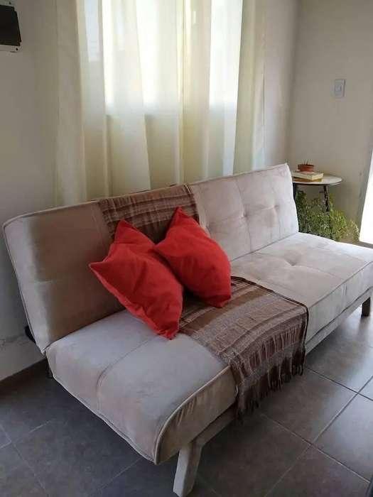 gs49 - Casa para 1 a 3 personas con pileta y cochera en Alta Gracia