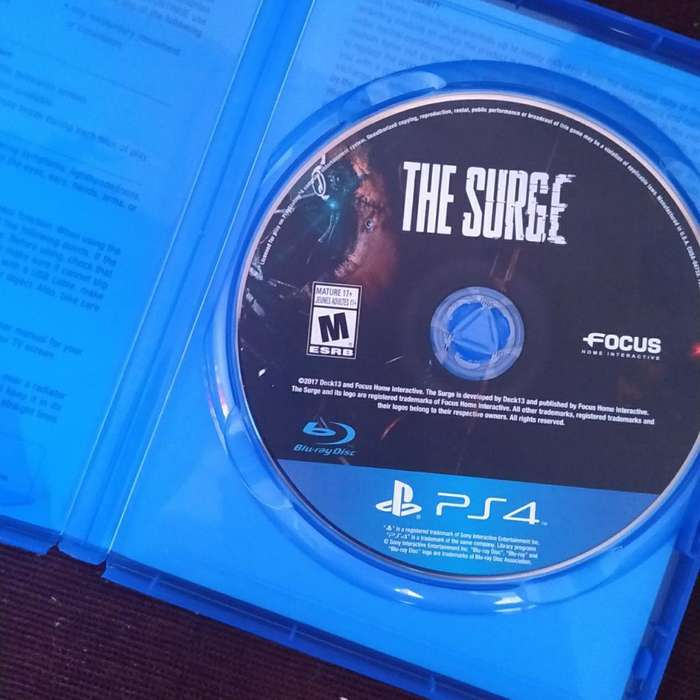 The Surge - Playstation 4 (juego de Ps4)