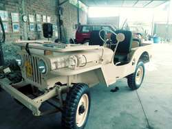 Accesorios Jeep Willys
