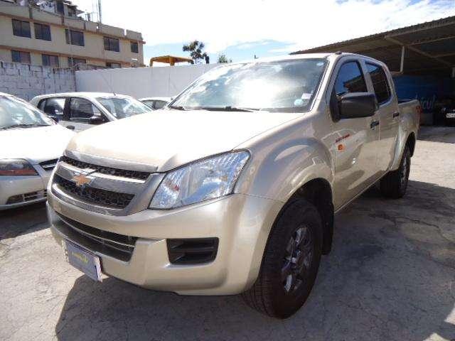 Chevrolet D-Max 2014 - 170000 km