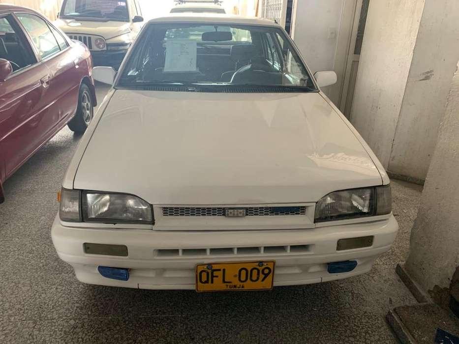 Mazda 323 1996 - 200000 km