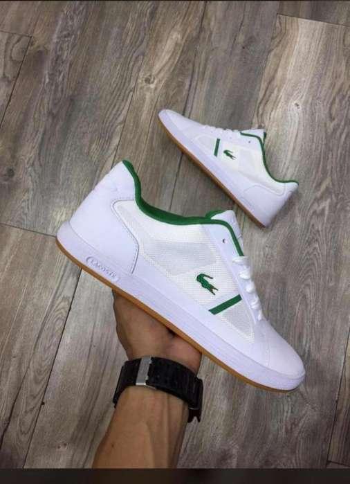 Zapatos Lacoste para Caballero