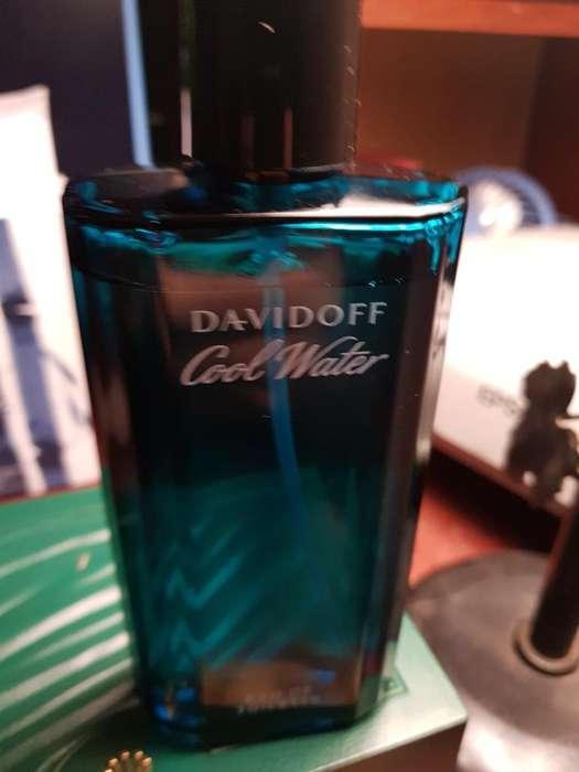 Perfume Hombre Davidoff Cool Water
