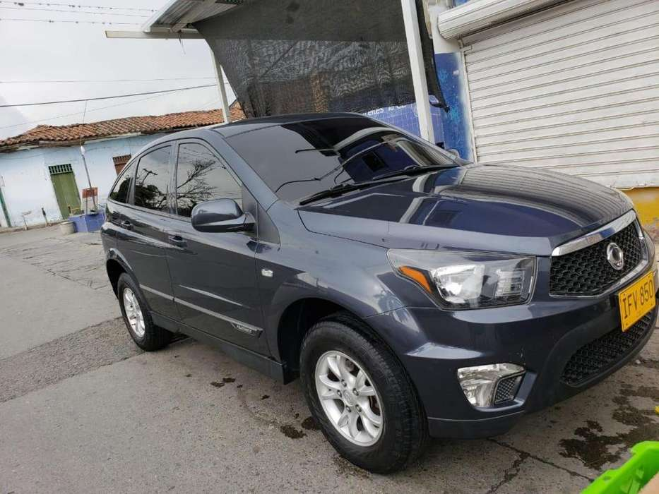 Ssangyong Actyon 2015 - 50000 km