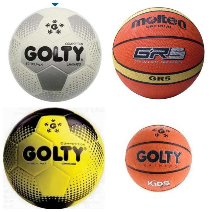 Balones Nuevos Y Originales