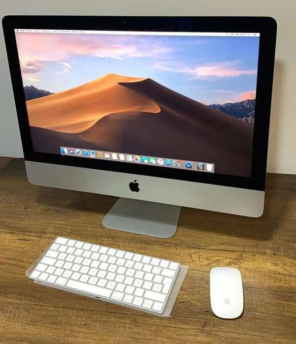 Se vende iMac 21.5 2017 Core i5 2.3 8GB, 1TB