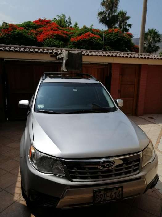 Subaru Forester 2011 - 112000 km