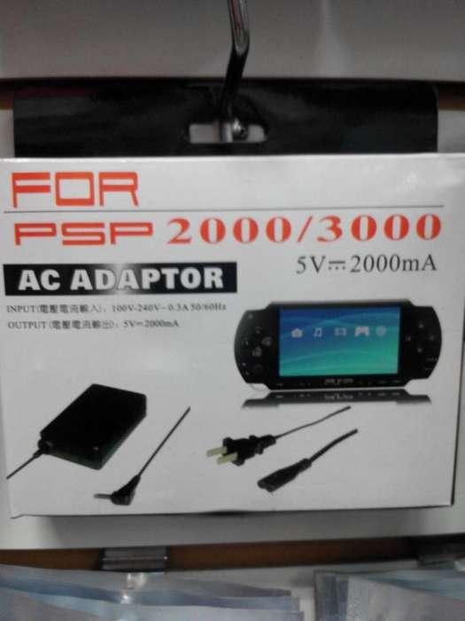 Cargador Psp 3000