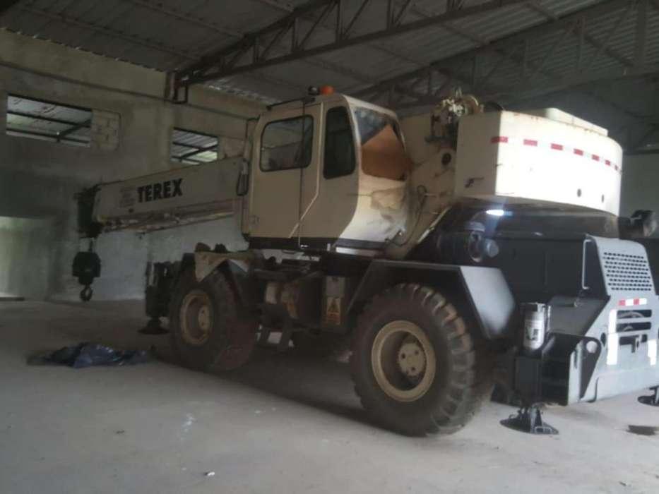 TEREX 230 GRUA