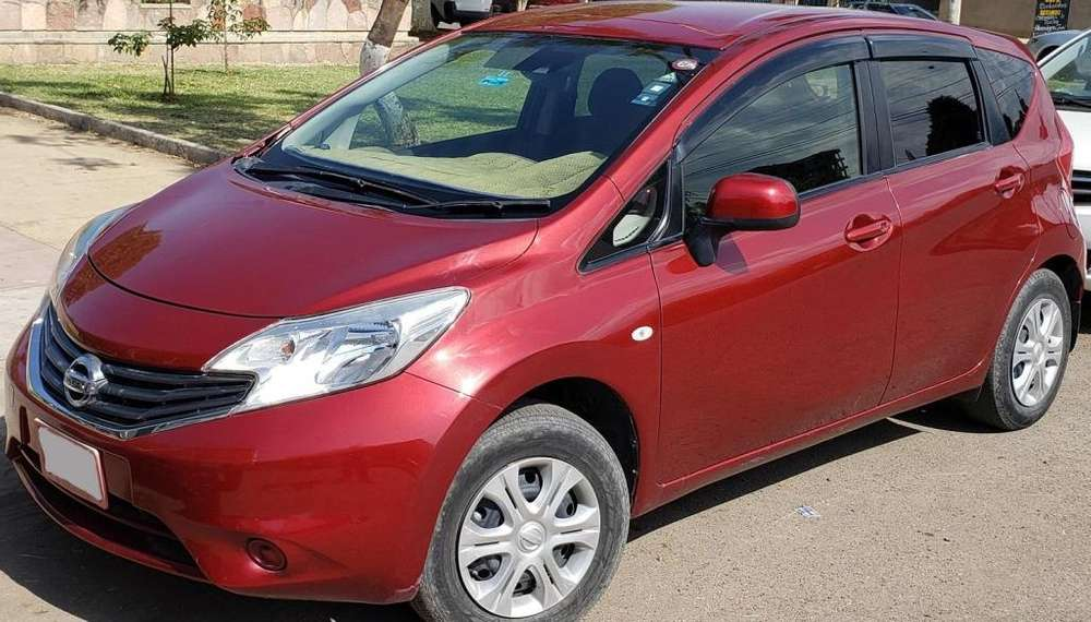 Nissan Note  2014 - 12000 km