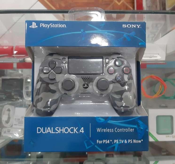 Dualshok para Ps3 Y Ps4 Originales