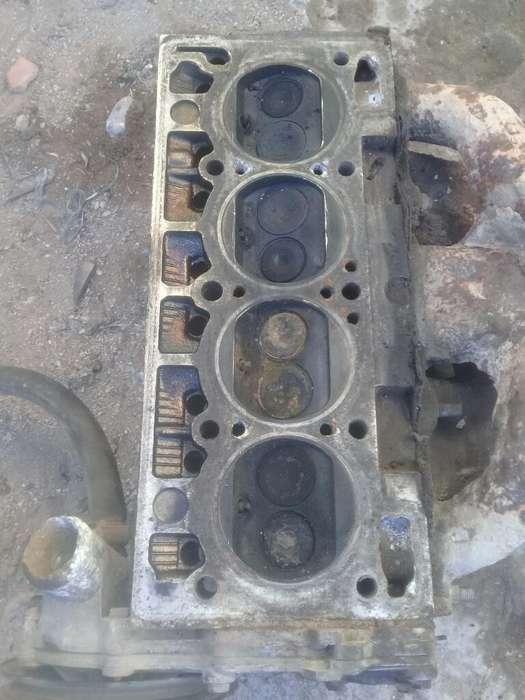 Tapa Cilindro Renault 1.6 Completa
