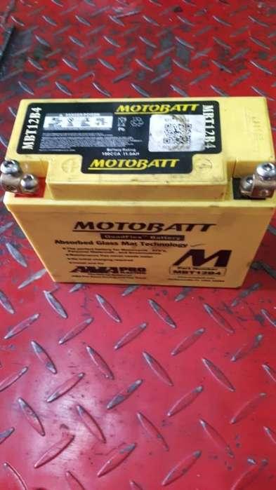 Bateria para Moto Cc 600