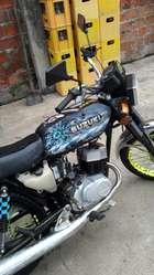 Moto Suzuki Ax 100año2015 en Buen Estado
