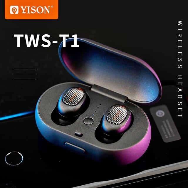 Audífono <strong>bluetooth</strong> True Wireless Stereo Headset Yison 100 %garantizados ?DOMICILIO GRATIS?