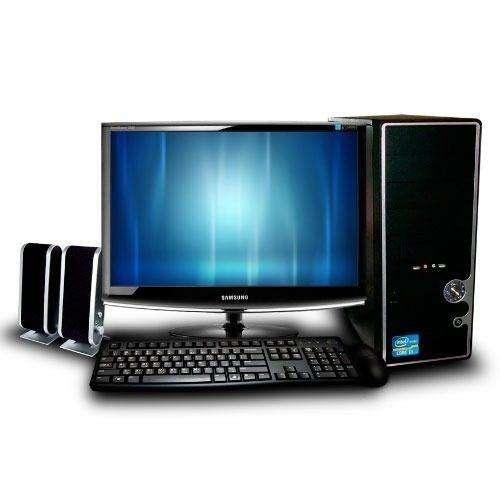 Computadoras Core 2 Duo y Copiadora Ricoh 4500