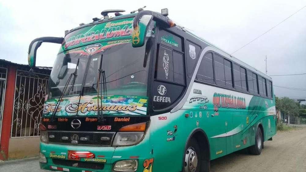 Bus Interprovincial Hino Fg 2008 Cepeda