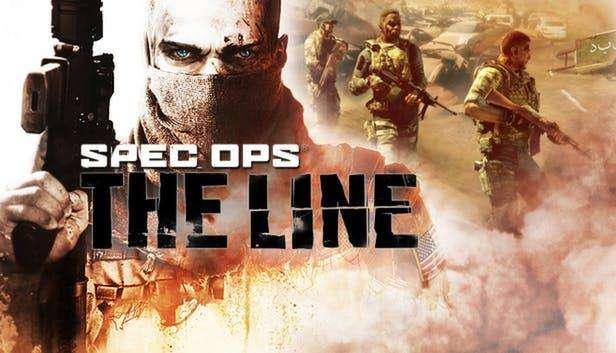 Oferta Original Spec Ops: The Line Pc Steam Key