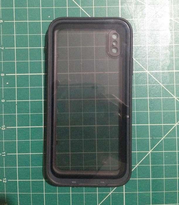 Forro para iPhone X