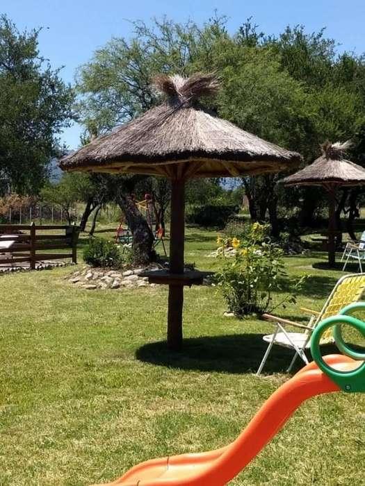 ek09 - Complejo para 2 a 4 personas con pileta y cochera en Villa De Merlo