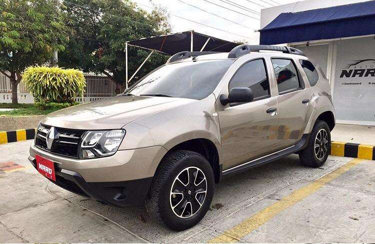 Renault Duster 2018 - 36000 km