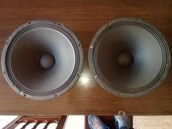 LIQUIDOOO  parlantes de 18  Ev 8 ohms made in usa...impecables