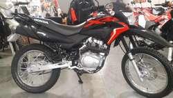 Honda Xr 150 0km Modelo 2019 AHORA 12 Y 18 SIN INTERES