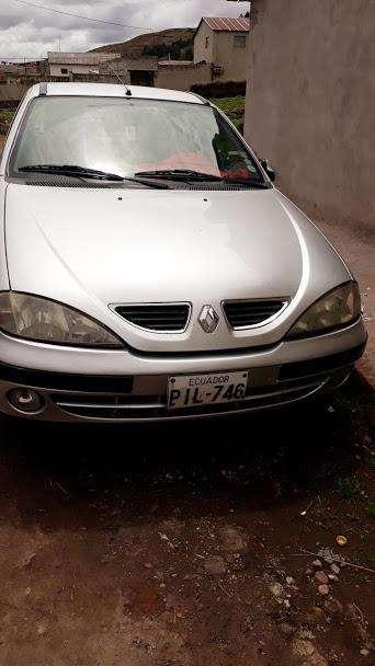 Renault Megane  2004 - 215000 km