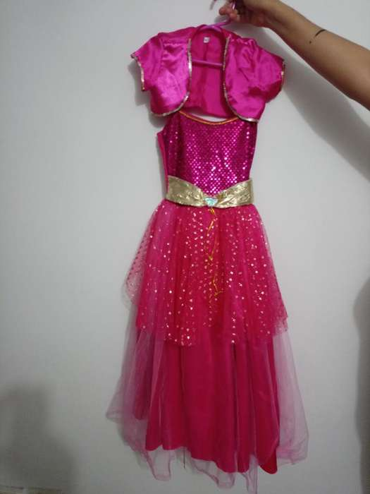 Disfraz Princesa Talla 8